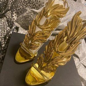 Giuseppe heels size 38